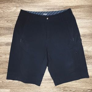 Men's Lululemon Cargo Black Shorts